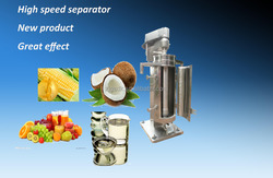 GF105 centrifuge for fruits and vegetables biodiesel making machine for fuel calcium carbonate plant
