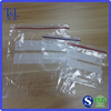 Best quality with writing-band white block plastic zip lock bag plastic ziplock bag
