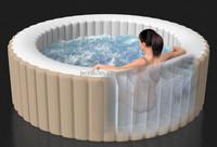 Good quality Inflatable Folding Adult Portable Bathtub, PVC Plastic Bathtub for Adult