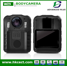High Value Full hd 1080p body worn camera long time recording body camera
