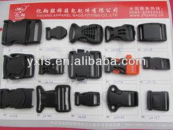 2015 yixiang POM side release buckle