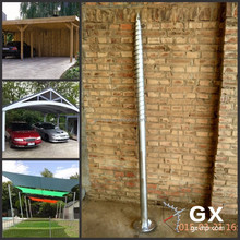 Timber & Steel Sheds Foundation Ground Screw