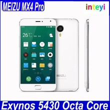 MeiZu MX4 PRO 4G FDD LTE 5.5 Inch Octa Core Android 4.4 IPS 2560X1536 2K Screen 3GB/64GB 20.7MP China 4G Mobile Phone