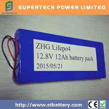 new promotion 12.8V 20Ah rechargeable lifepo4 battery packs