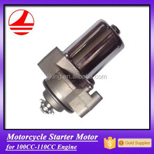Quality 110cc Motorcycle Starter Motor