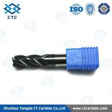 precise tungsten carbide end mills carbide with high quality