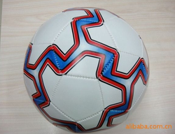 Sports PU Football Hand Stitched Football competition soccer ball