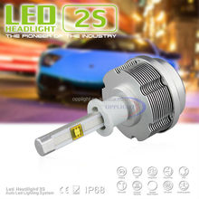 Auto Lighting Afterburner LED Headlight Lamps with high quality