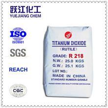 Rutile tio2 Lomon R996 similar to Yuejiang brand Rutile R218