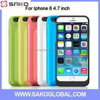 3500 mah for iphone 6 Battery Back Cover Case