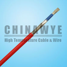 high voltage double silicone insulated electrical wire wholesale