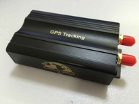 gps vehicle tracker TK103A mobile phone call tracking device