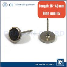 EAS lock pin, shopping mall anti-theft alarm, plastic loop pin