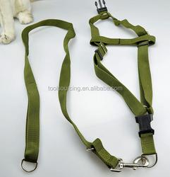 Dog leash/Hands Free Running Dog Leash with Belt Bag