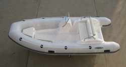 3.8m Rigid Inflatable Boat with fiberglass hull , Speed Boat , Fishing Boat , Dinghy, Inflatable RIB Boat