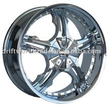 Alloy Wheel Rim 22x9.5j Chrome Wheel After Market Rim