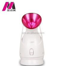W114A trade assurance supplier Household Mini Facial Steamer Sauna beauty equipment Face Spa Sprayer nano mist sprayer