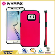 2015 hot mobile case for samsung s6 edge cell phone case