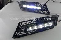 High power Super bright Led daytime running light for BMW E90 07-09 series led daytime running light E90 DRL