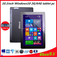 2G RAM 32G/64GB ROM windows10 tablet 3G tablet with keyboard Quad core tablet