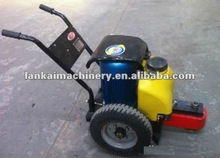high speed road concrete curb cutting machine