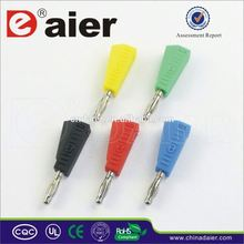 Daier how to attach speaker wire to banana plug