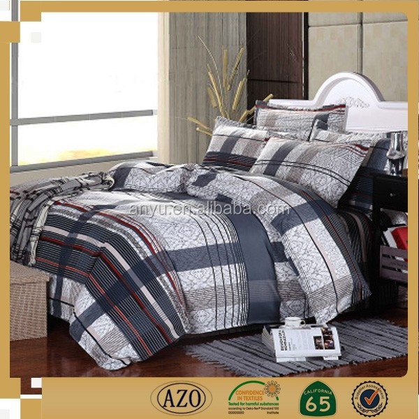 2015 Latest Designs Modern Bed Sheet Sets