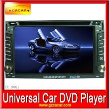 facrory directa de ventas de coches baratos reproductor de dvd con gps bluetooth universal