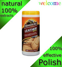 all natural biodegradable leather care polish for shine