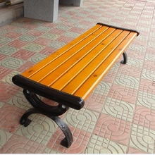 Black anti rust and anti corrosion heavy duty park cast iron outdoor bench legs