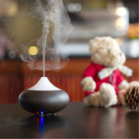 2014 ultrasonic wooden electric oil diffuser/perfume bottles wholesale