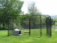 Cages Cage, Carrier & House Type and Small Animals Application Folding Crate Pen