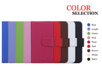 $0.99 USD leather cover for iphone 5 5s, mixed color for iphone 5s leather case