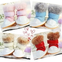Pet Fashion Winter Shoes For Dogs Boots Shoes Wholesale Pet Supplies Pet Accessories Mascotas Hot Selling Products