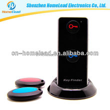 Electronic remote wireless key finder with smart design activity gps tracker