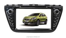 Suzuki Yu sheng 2014 with gps navigation system/car dvd player