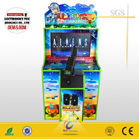 Best seeling simulator 4d gun shooting arcade game machine,alien arcade game machine