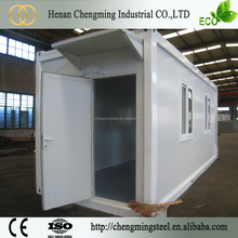 High Cost-Effective Rainproof Multifunctional 20Ft Two Floors Container Houses Usa
