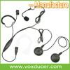 [M-E1164]Factory Price Motorcycle Helmet Two Way Radio Headset Dual Speaker Half Face Helmet Headset Headphone