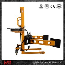 Hand Hydraulic Paper Roll Drum Lifter, 200Kgs,Capacity