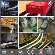 uhmwpe conveyor side guide rail/hdpe virgin chain guide strip Used in grain stock/bunker/warehouse/storage