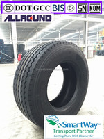 AR603 385/65R22.5 all steel radial trailer tire for Middle Asia wholesale