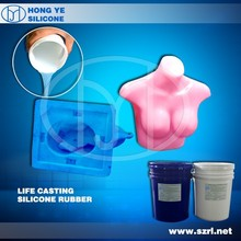 Silicone Rubber for Silicone Human Models Making