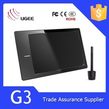 Ugee G3 9x6 inch digital stylus tablet pc pen signature board