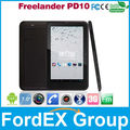 7 pulgadas de Freelander PD10 Dual Core WCDMA 3G Tablet PC 1GB RAM 8GB solo SIM Bluetooth HDMI GPS