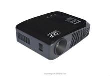 Cheaper shippingHome Theater Mini projector 1920X1080 pixels 5000 Lumens VGA port 4K*2K H.265 android 4.4 3D blue ray projector