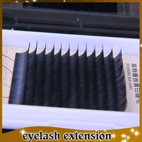 Top quality eyelash extension permanent false eyelashes