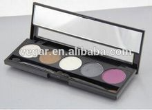 empty eyeshadow pans High quality eyeshadow palette 5colors
