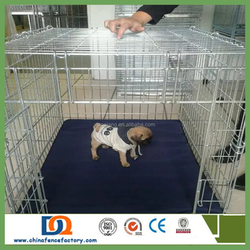 "Hot Sale (20"", 24"", 30"", 36"", 42"", 48"") Metal Dog Cage For Sale Cheap, Dog Kennel"