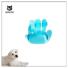 Dog Cat Brush Shower Bath Massage Random Color